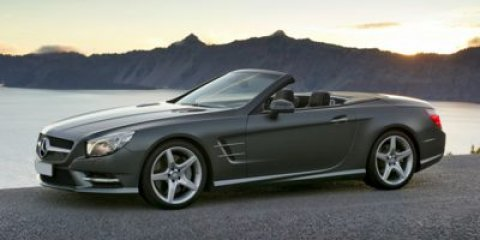 2016 Mercedes SL-Class SL550 775 SILVER V8 47 L Automatic 10 miles   Stock 160192 VIN WD