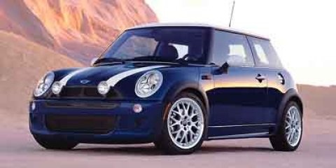 2004 MINI Cooper Hardtop S PREMIUM PKG Jet BlackPanther Black V4 16L Manual 64984 miles -New