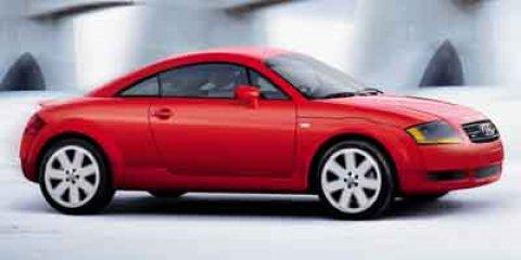 2003 Audi TT 2DR CPE FWD ATT Brilliant Black V4 18L Automatic 95528 miles ABSOLUTELY ASTONISH