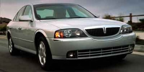 2004 Lincoln LS wUltimate Pkg GreenShaleDove V8 39L Automatic 103075 miles Look at this 2004