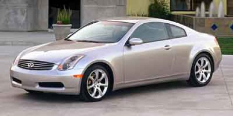 2003 INFINITI G35 Coupe Ivory PearlWillow V6 35L Automatic 0 miles Here it is Hurry and take