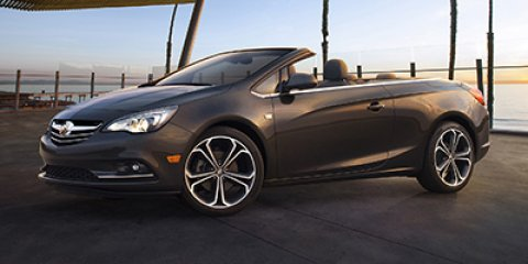 2016 Buick Cascada Premium Deep Sky MetallicLIGHT NEUTRALJET BLACK ACCENT V4 16L Automatic 8