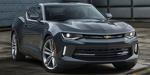 2016 Chevrolet Camaro LT Nightfall Gray MetallicJet Black V6 36L Automatic 0 miles  Turbochar