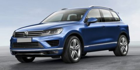 2016 Volkswagen Touareg Sport wTechnology WHTBGE V6 36 L Automatic 1 miles MONSTER MATS RUB