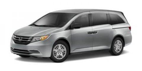 2016 Honda Odyssey LX Lunar Silver MetallicTRUFFLE CLOTH SEAT TRIM V6 35 L Automatic 4 miles