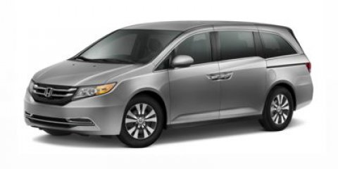 2016 Honda Odyssey SE Modern Steel MetallicGray V6 35 L Automatic 5 miles  GRAY CLOTH SEAT TR