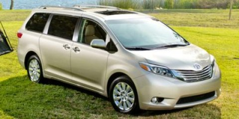 2016 Toyota Sienna LE Super WhiteAsh V6 35 L Automatic 0 miles  Front Wheel Drive  Power Ste