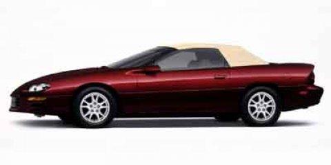 2000 Chevrolet Camaro Z28 Bright Red V8 57L  127125 miles  LockingLimited Slip Differential
