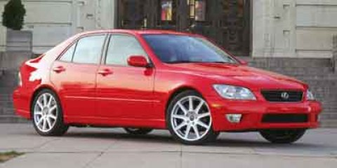 2003 Lexus IS 300 4DR SDN Millennium Silver Metallic V6 30L Automatic 86415 miles IS 300 trim