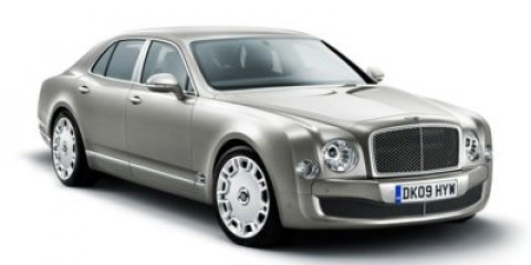 2014 Bentley Mulsanne Dark SapphireSaffron V8 68 L Automatic 4007 miles  Turbocharged  Rear