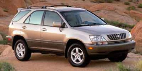 2003 Lexus RX 300 4DR AWD Silver V6 30L Automatic 187043 miles Check out this 2003 Lexus RX 30