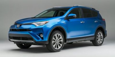 2016 Toyota RAV4 Hybrid XLE Electric Storm Blue V4 25 L Variable 0 miles  FE  EE  RADIO EN