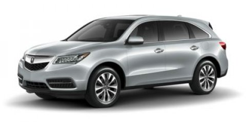 2016 Acura MDX wTechAcuraWatch Plus FORREST V6 35 L Automatic 5 miles  FOREST MIST METALLIC