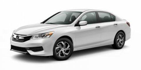 2016 Honda Accord Sedan LX White Orchid PearlIvory V4 24 L Variable 4 miles   Stock 008602