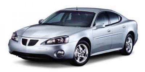 2004 Pontiac Grand Prix GTP Galaxy Silver Metallic V6 38L Automatic 148891 miles  Supercharged