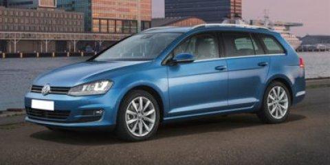2016 Volkswagen Golf SportWagen TSI S Pure WhiteTITAN BLACK V4 18 L Automatic 1 miles Turboch