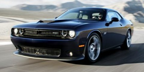 2016 Dodge Challenger SRT 392 Billet Silver Metallic ClearcoatBlack V8 64 L Manual 0 miles  E