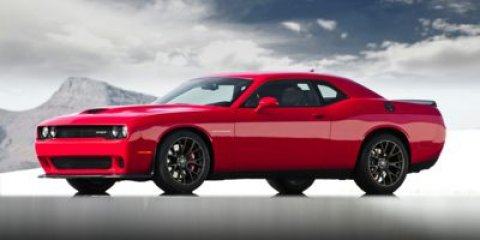 2016 Dodge Challenger SRT Hellcat Redline Red Tricoat PearlLAGUNA LEATHER V8 62 L Automatic 1