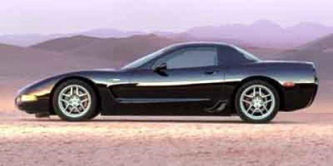 2003 Chevrolet Corvette Z06 BlackBlack V8 57L Manual 37324 miles  LockingLimited Slip Differ