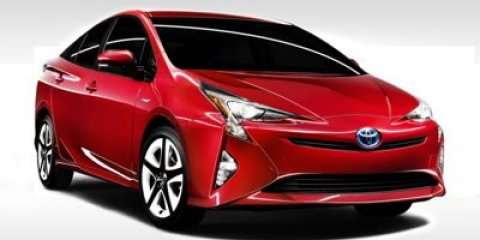 2016 Toyota Prius Three Hypersonic RedMoonstone V4 18 L Variable 0 miles  FE  PC  SPECIAL P