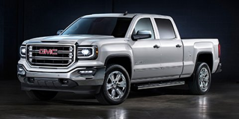 2018 GMC Sierra 1500 SLT G1K V8 53L Automatic 5 miles  Tow Hitch  LockingLimited Slip Diffe