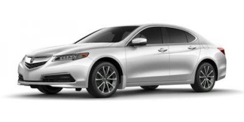 2016 Acura TLX V6 Tech Bellanova White Pearl V6 35 L Automatic 6 miles  ADVERTISING Stock