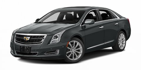 2016 Cadillac XTS Livery Package Black RavenJet Black V6 36L Automatic 5 miles  Front Wheel D