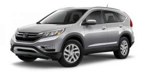 2016 Honda CR-V EX-L Basque Red Pearl IIGRAY LEATHER V4 24 L Variable 3 miles   Stock 0086
