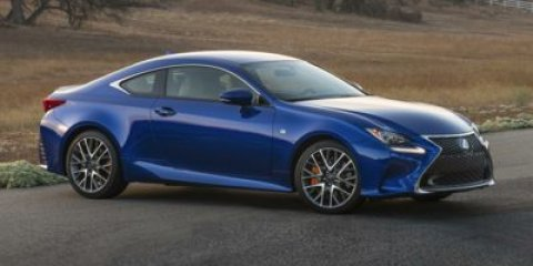 2016 Lexus RC 200t Ultrasonic Blue Mica 20 V4 20 L Automatic 12 miles  FK LR NV OB PA PC SR