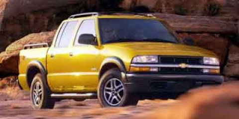 2003 Chevrolet S-10 LS  V6 43L Automatic 190042 miles  Four Wheel Drive  Tow Hooks  Tires -