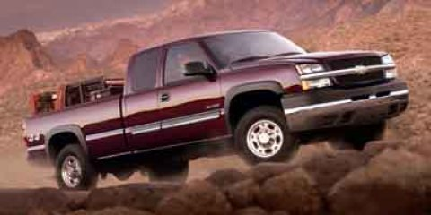 2004 Chevrolet Silverado 2500HD Dark Green MetallicBeige V8 60L Automatic 70298 miles Sold in