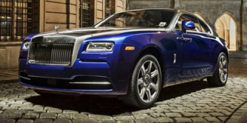 2016 Rolls Royce Wraith Lyrical CoperBlack Leather V12 66 L Automatic 6022 miles  Turbocharge
