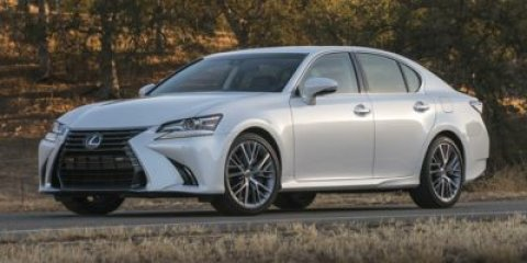 2016 Lexus GS 350 wNavigation Atomic Silver V6 35 L Automatic 8 miles New Arrival This 2016