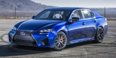 2016 Lexus GS F Ultra White V8 50 L Automatic 0 miles  Rear Wheel Drive