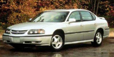 2000 Chevrolet Impala LS Blue V6 38L Automatic 182743 miles  Traction Control  Front Wheel Dr
