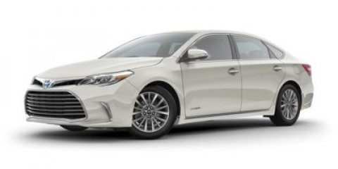 2016 Toyota Avalon Hybrid Limited Creme Brulee MicaAlmond V4 25 L Variable 0 miles  CARPET FL