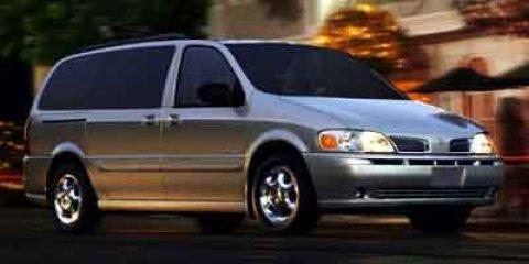 2003 Oldsmobile Silhouette 4DR MINIVAN FWD  V6 34L Automatic 179002 miles  Traction Control