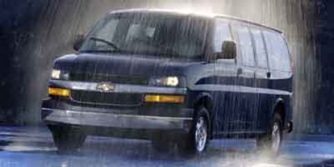 2004 Chevrolet Express Passenger Dark Gray MetallicMedium Dark Pewter V8 53L Automatic 55237 mi