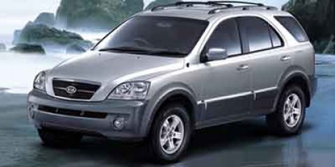 2003 Kia Sorento LX Alpine Gray Metallic V6 35L Automatic 113694 miles  LockingLimited Slip D
