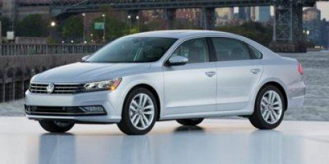 2016 Volkswagen Passat 18T SE PLAT GRAYGRAYMOONROCK GRAY V4 18 L Automatic 1 miles MONSTER