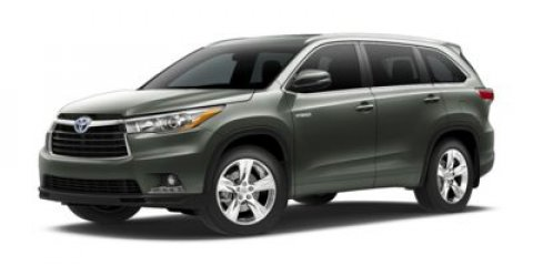 2016 Toyota Highlander Hybrid Limited Blizzard PearlAsh V6 35 L Variable 0 miles  CARPET FLOO