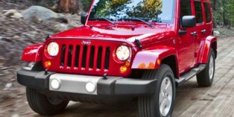 2016 Jeep Wrangler Unlimited Freedom Black ClearcoatBlack V6 36 L Automatic 6 miles  ANTI-SPI
