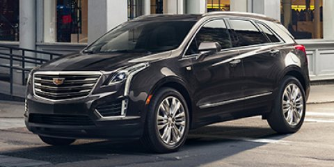 2017 Cadillac XT5 Premium Luxury Dark Granite Metallic V6 36L Automatic 12 miles  TRI-ZONE CL