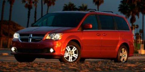 2014 Dodge Grand Caravan American Value Pkg Brilliant Black Crystal PearlcoatBlackLight Grayston