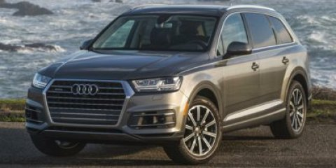 2017 Audi Q7 Premium Plus Carrara WhitePISTACHIO BGE LEATHER V6 30 L Automatic 8 miles  Super