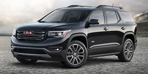 2018 GMC Acadia SLE  V6 36L Automatic 0 miles  All Wheel Drive  ABS  4-Wheel Disc Brakes