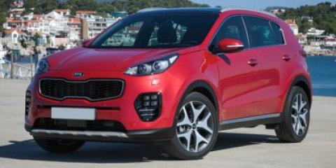 2017 Kia Sportage LX Hyper Red V4 24 L Automatic 0 miles Created for urban adventure the com