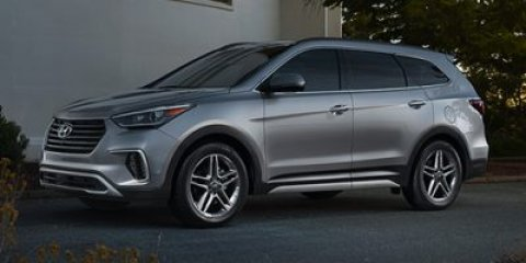2017 Hyundai Santa Fe Limited Ultimate Circuit SilverGray V6 33 L Automatic 11 miles  All Whe