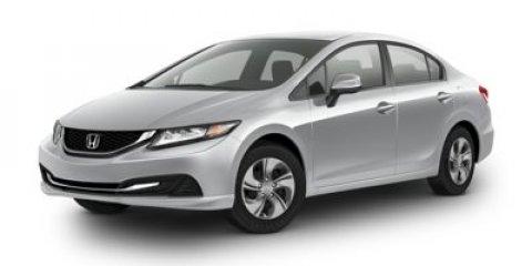 2014 Honda Civic Sedan LX Gray V4 18 L Manual 45666 miles Look at this 2014 Honda Civic Sedan