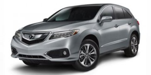 2017 Acura RDX wAdvance Pkg Slate Silver Metallic V6 35 L Automatic 5 miles  LUNAR SILVER ME